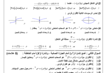 Photo of نموذج إمتحان شهري لشهر سبتمبر9 في مبحث الرياضيات للصف العاشر – الفصل الاول