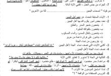 Photo of سؤال وجواب // لملخص مادة التربية الاسلامية (للصف الخامس ) (الفصل الثاني )