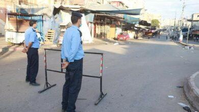 صورة عااااجل / تصريح هام للناطق بإسم الداخلية إياد البزم  بخصوص إغلاق قطاع غزة بالكامل بسبب okرونا