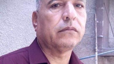 صورة عاااجل _ وفاة معلم في غزة نتيجة مرض okورونا