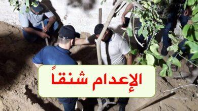 صورة الحكم بالإعدام شنقاً على (معين أبو عودة) قاتل الصراف البشيتي وحبس ثلاثة آخرين
