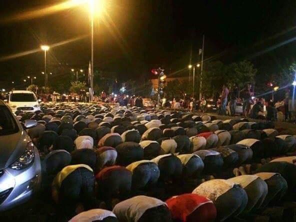 صورة عاااااجل وضمن شروط صارمة // الأوقاف تُعلن عن فتح المساجد ابتداءً من فجر يوم غدٍ الأحد 10/4